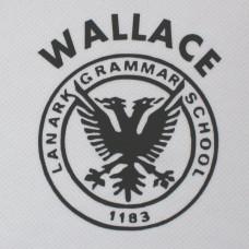 Lanark Grammar PE T-Shirt - Wallace