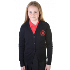 Lanark Primary Cotton Cardigan