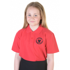 Lanark Primary Polo Shirt