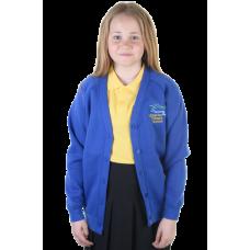 Libberton Primary Sweatshirt Cardigan