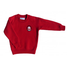 Milton Primary Crew Neck Sweatshirt