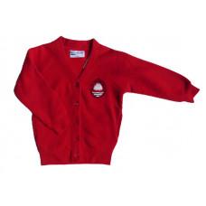 Milton Primary Sweatshirt Cardigan
