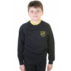 New Lanark Primary Crew Neck Sweatshirt