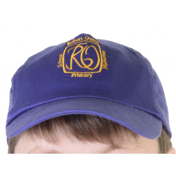 Robert Owen Primary Cap, Lanark. Buy online from ALJ Lanark.