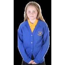 Rigside Primary Sweatshirt Cardigan