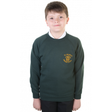 St Mary's Primary Crew Neck Sweatshirt
