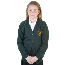 St Mary's Primary Girls Sweatshirt Cardigan