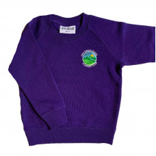 Tinto Primary Crew Neck Sweatshirt