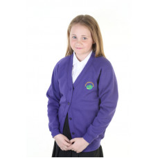 Tinto Primary Sweatshirt Cardigan