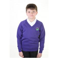 Tinto Primary V-Neck Sweatshirt