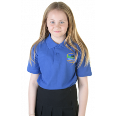 Underbank Primary Royal Blue Polo Shirt