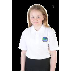 Underbank Primary White Polo Shirt