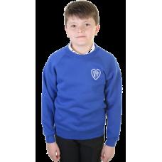 Woodpark Primary Crew Neck Sweatshirt