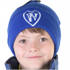 Woodpark Primary Woolly Hat