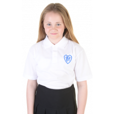 Woodpark Primary Polo Shirt
