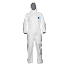 Disposable Boilersuit Tyvek White