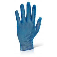 Disposable Gloves - Vinyl Blue