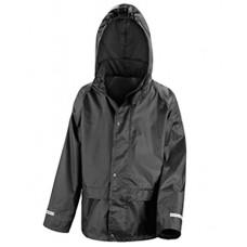 Jacket Waterproof Navy Kids