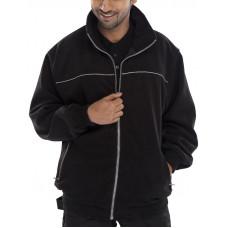 Fleece Endeavour Black