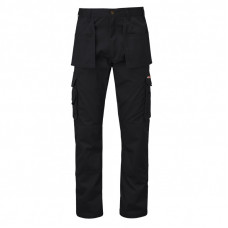 Trousers Pro Work Black (Extra Long Leg)