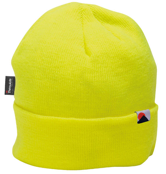 Hi-Vis Woolly Hat